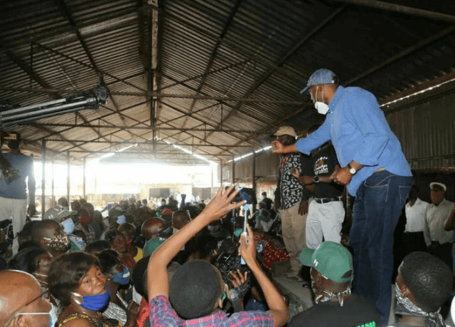 PF to base its campaign message for the 2021 re-election bid on development