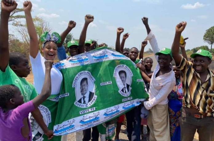 ECZ has suspended political campaigns for PF and UPND