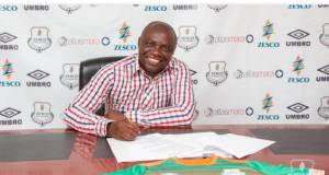 Numba appointed as head coach