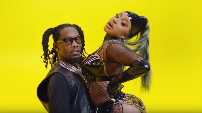 Cardi B speaks on why she wants Offset back – I miss his d!ck!