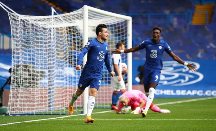 Chelsea 4 – 0 Crystal Palace