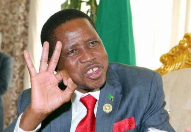 President Lungu hails the county's high ranking on COVID-19 Management