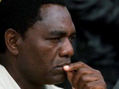 Hakainde Hichilema dragged to court