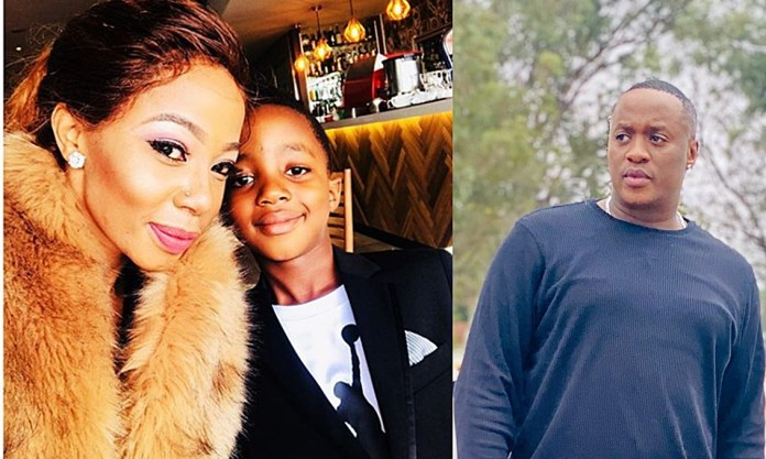 Kelly Khumalo reveals what her ex-bae Jub Jub must do to be able to see his son
