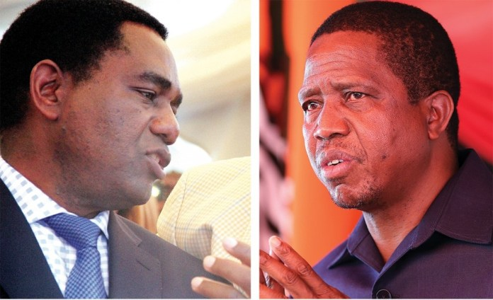 UPND issues a warning to the PF regime