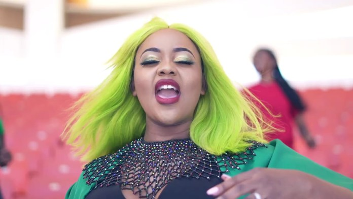 WATCH: Mampi, B'Flow, Wezi, Chef 187, Cleo Ice Queen & Esther Chungu  Collaborate To Celebrate Independence Day