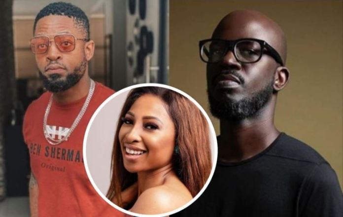 Did Prince Kaybee and DJ Black Coffee's ex-wife Enhle Mbali have an affair?