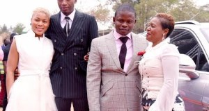 Prophet Urbert Angel and bushiri