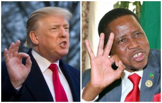 Lungu wishes Trump a speedy recovery as COVID situation worsens