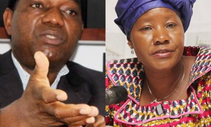 Nawakwi urges Zambians not to Vote for HH