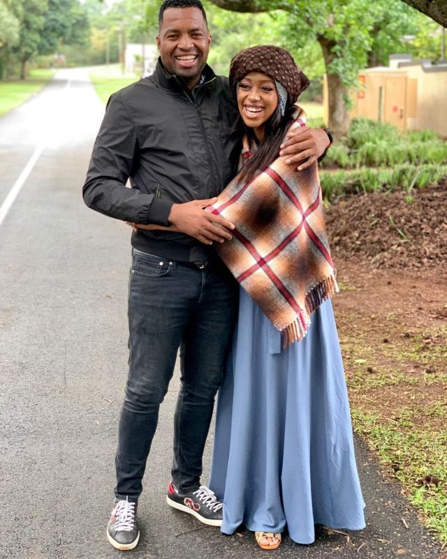 Itumeleng Khune confirms wife is pregnant