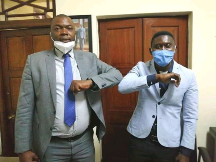 Hon. Garry Nkombo Comfronts Lusambo Who Lied About Bflow & Kings Malembe In Parliament