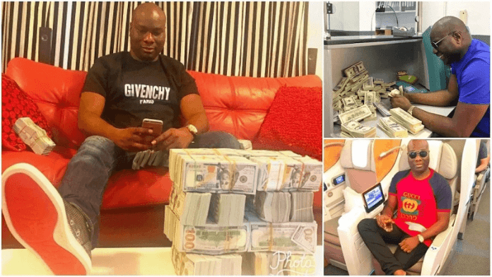 Nigerian Millionaire Mompha weighs in on Ginimbi's source of income