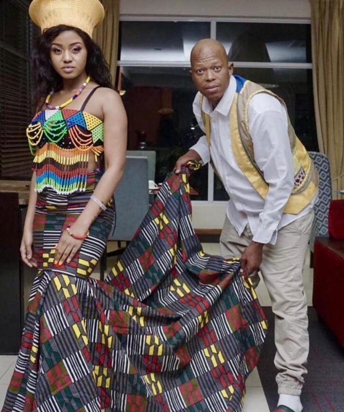 Everything you need to know about Babes Wodumo and Mampintsha's traditional wedding