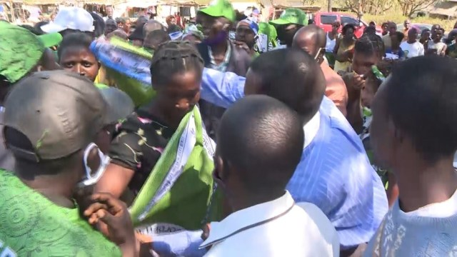 UPND Luanshya Members Allegedly Defect To PF