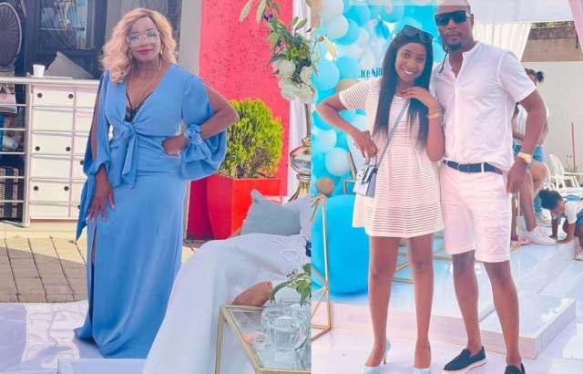 Ginimbi's favourite girls Zodwa and Nelia Kadungure spotted in Sandton South Africa -Photos