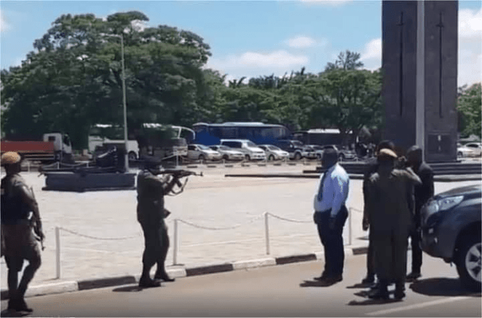 Esther Katongo: None Of Our Police Officers Pointed A Gun At UPND Lawyer
