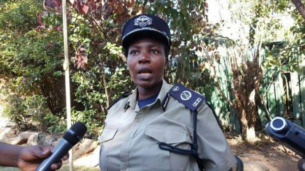 Police warns UPND for blocking the VP's Motorcade