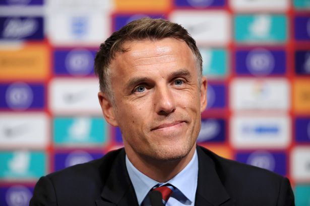 Phil Neville named Inter Miami