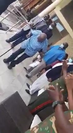 President Kenneth Kaunda enters 2021 with some serious dance moves – Video