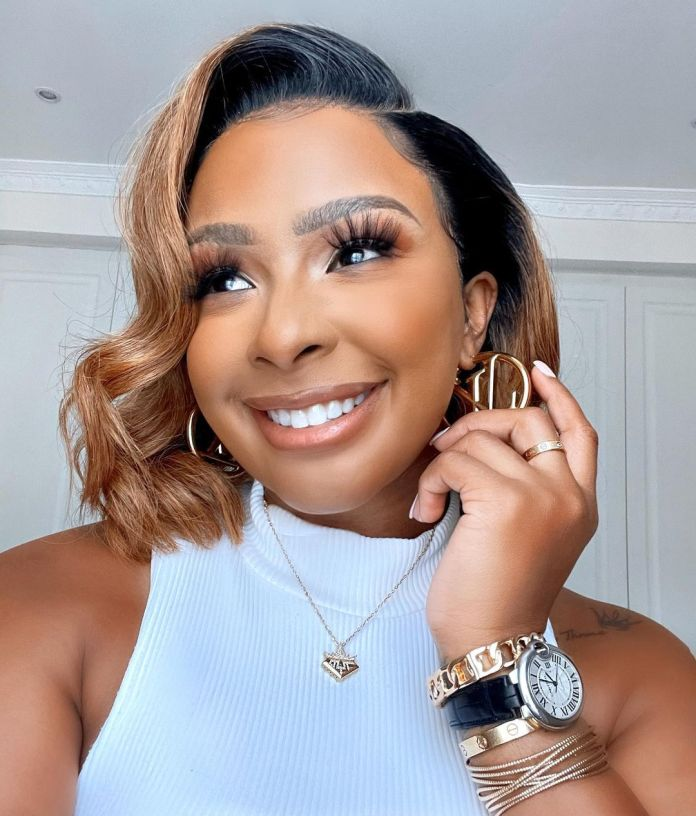 Video: Boity Thulo parties with ex-Boyfriend