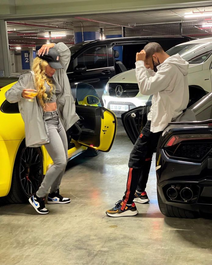 Video: Even if our relationship ends in tears, please support me – Khanyi Mbau pleads
