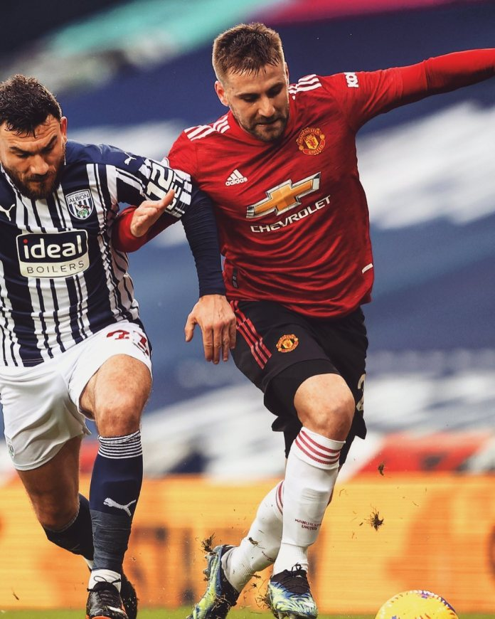 West Brom 1 – 1 Manchester United