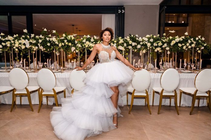 A look into actress Enhle Mbali's Birthday party – Photos