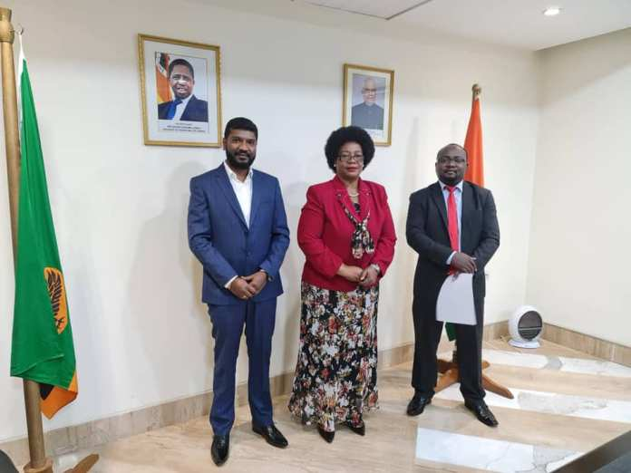 Indian investor to build a US $1 million agricultural University in Zambia
