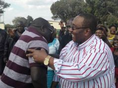Kambwili and GMB