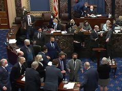 US Senate passes President Biden's $1.9 trillion Covid-19 relief bill