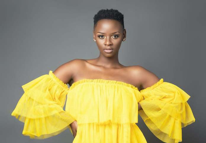 Muvhango's Zonke Mchunu (Imani) almost loses her eye after Fan attack her at mall for being a home wrecker