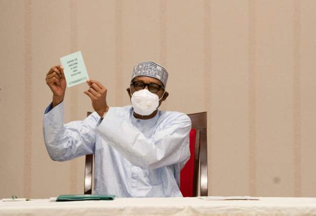 Panic as Nigerian president goes for medical check in the UK