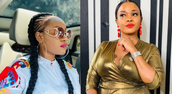 Aunty Milly hits back at Mutale: 'If you don't own an original bag, don't call my bags rubbish' – Video