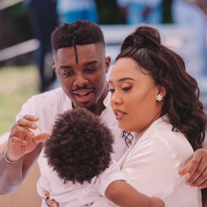 Simz Ngema Says a Wife is a Wife Before You Meet Her