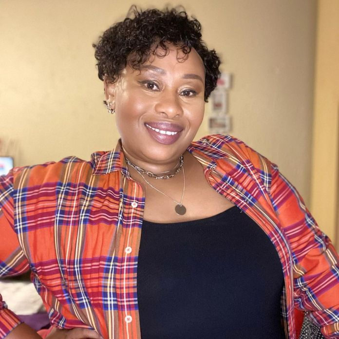 7de Laan actress Nobuhle Mimi Mahlasela (Aggie) ready to be a mom
