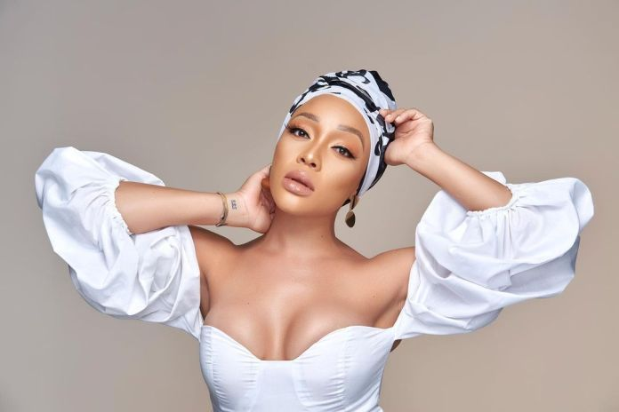 Thando Thabethe on her road to success