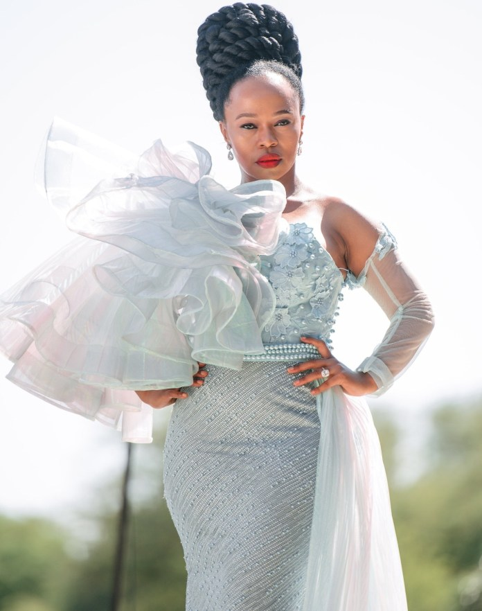 The River's Sindi Dlathu wins Safta best actress award for the 2nd time