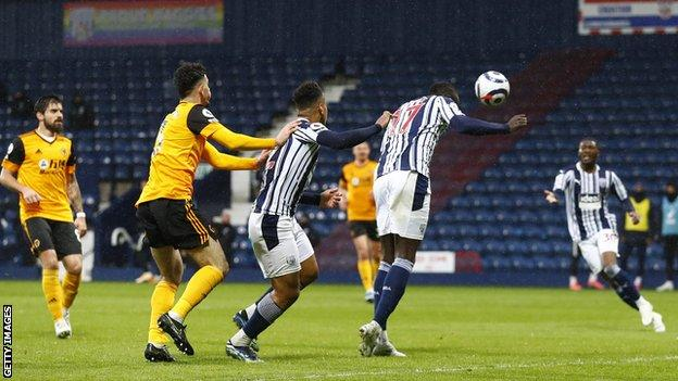 West Brom 1 – 1 Wolves