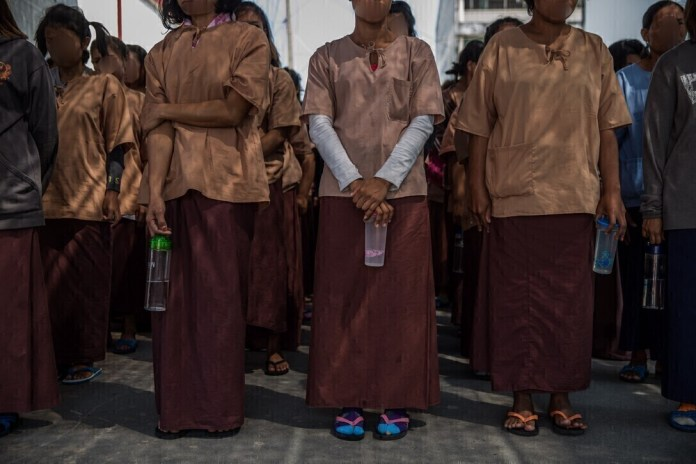 Thailand sees record number of Covid-19 cases amid prison outbreak