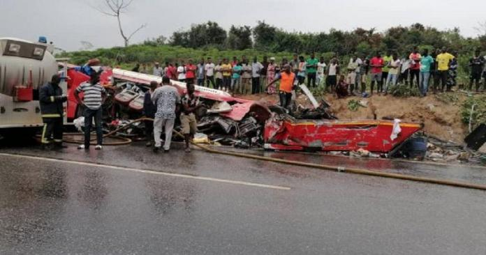 19 people feared dead in Mungwi road accident