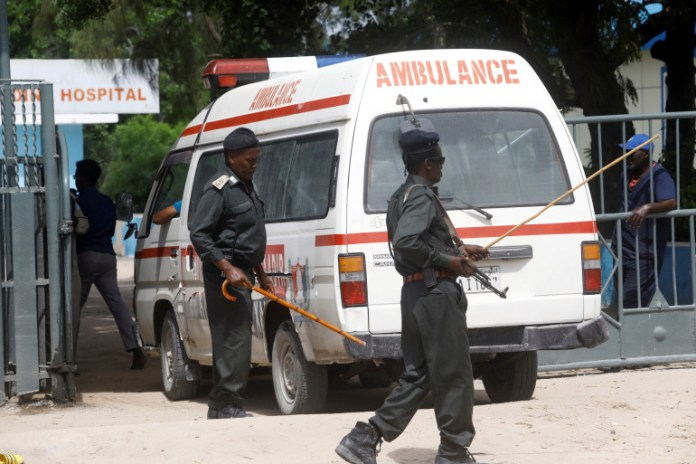 Attack at Mogadishu army training camp leaves 10 dead
