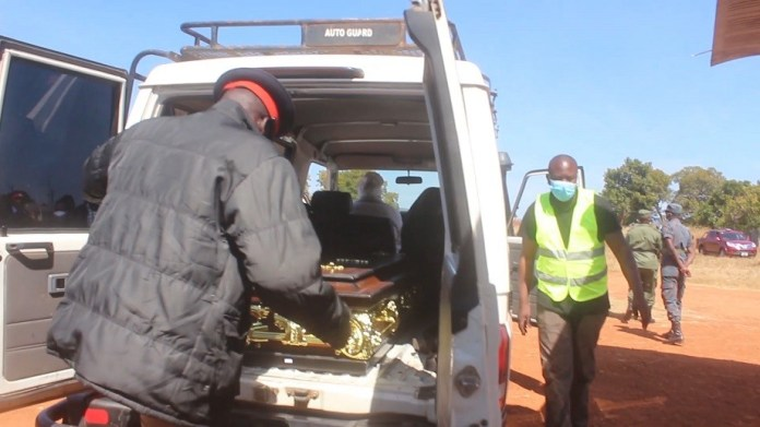 Chief Luchembe laid to rest