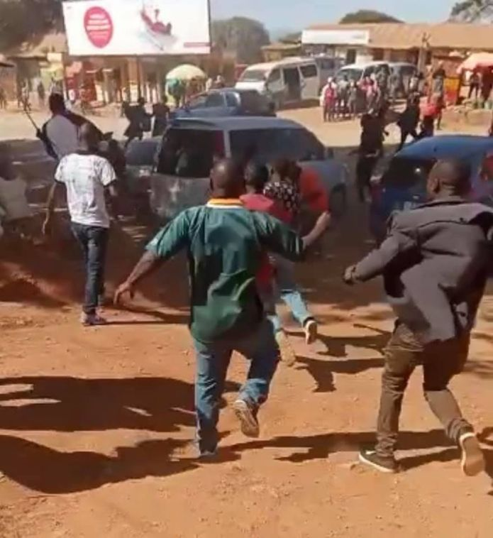 Violence among UPND members  leaves many injured