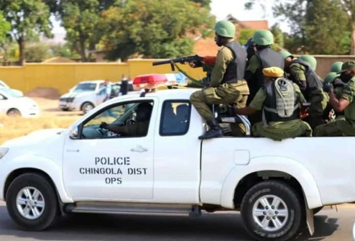 Police Issue Statement Over HH Incident In Chingola