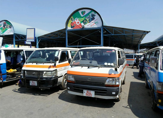 Govt impound buses not COVID-19 compliant