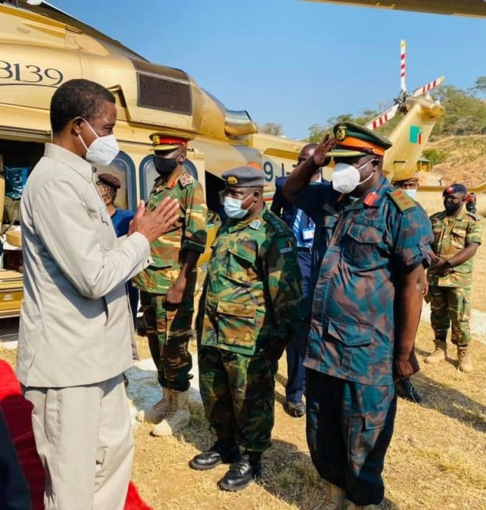 President Lungu to commission Kafue Gorge Lower Hydro Power Station