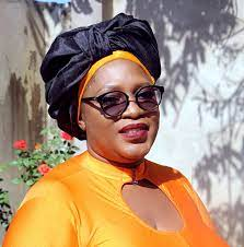 NAREP's running mate Lucy Changwe joins UPND