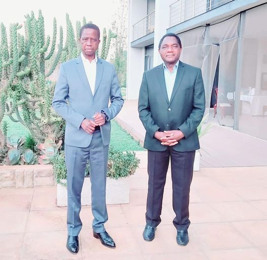 President Lungu: We continue to put our nation first