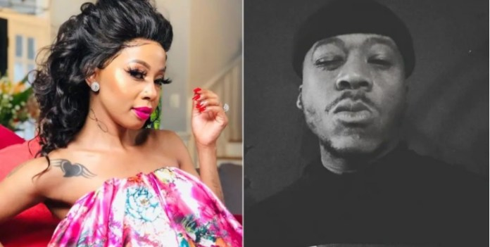 Is Kelly Khumalo dating Black Motion's Thabo?